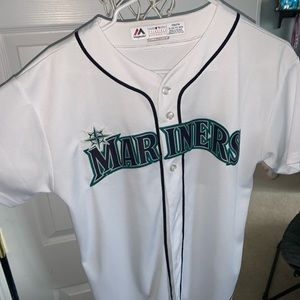 MLB jersey Michael Canó Mariners Youth XL